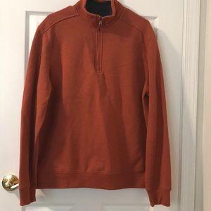Men's quarter zip fleece